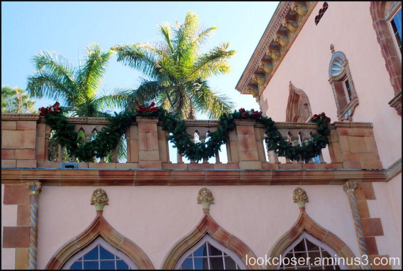 Ringling terrace Christmas