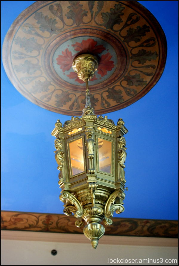 Ringling chandelier