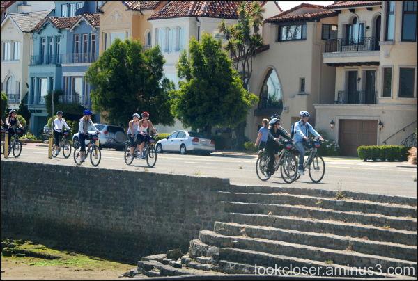 San Francisco Streets Bikers