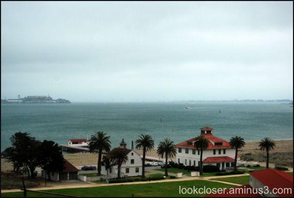 SF Bay Area Presidio