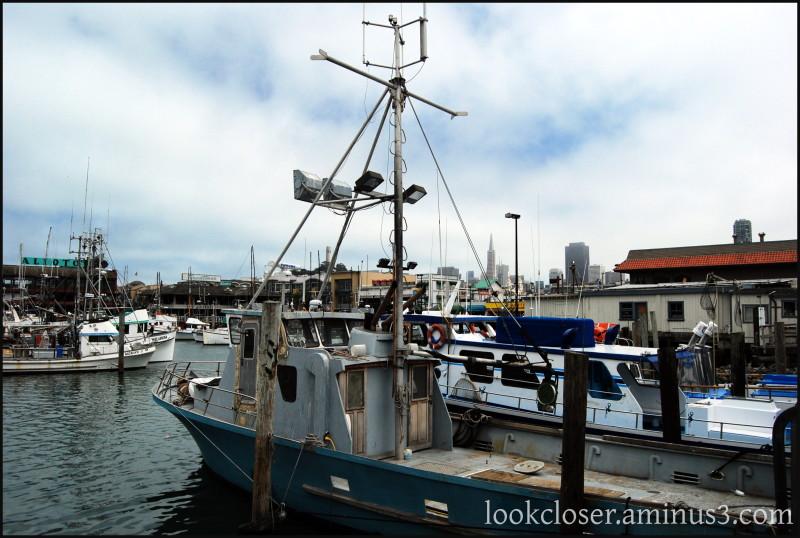 SF Fisherman's Wharf