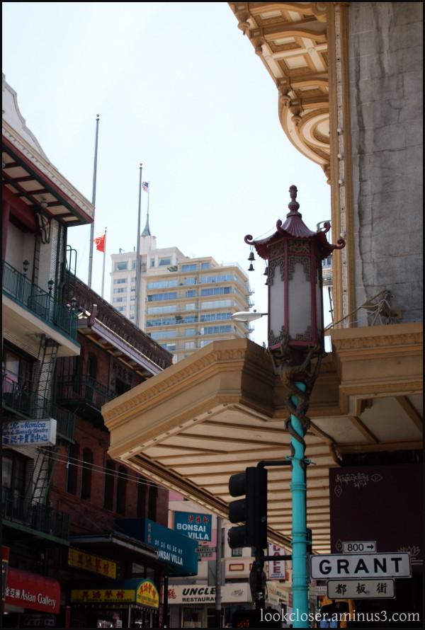 SF Chinatown Grant Street