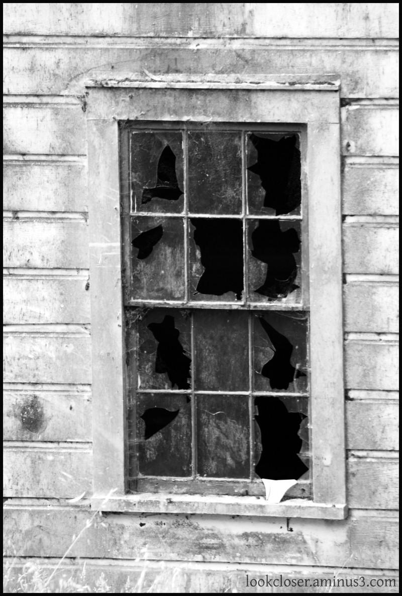 CA old-house window Bodega