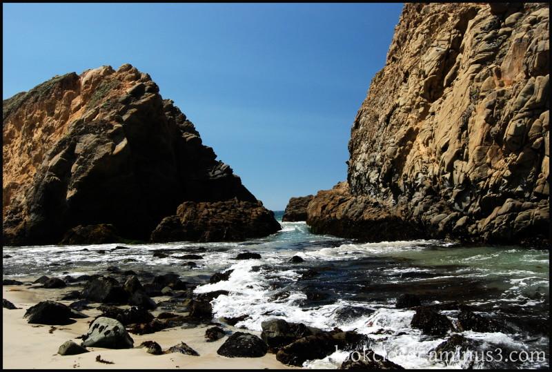 CA Pacific PfeifferBeach BigSur