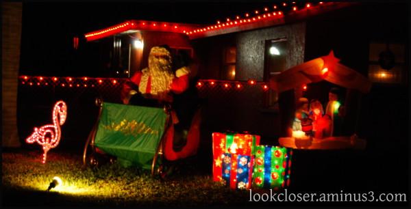 FL Christmas lights