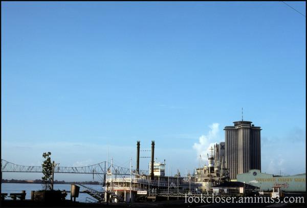 NOLA riverfront