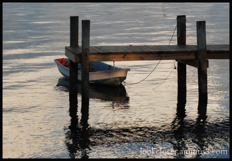 FL rowboat dock bay Bradenton