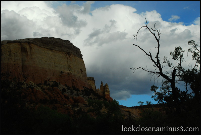 Ghost-Ranch mesa NM
