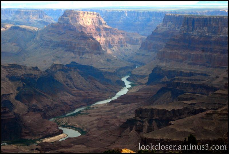 Grand-Canyon AZ West River