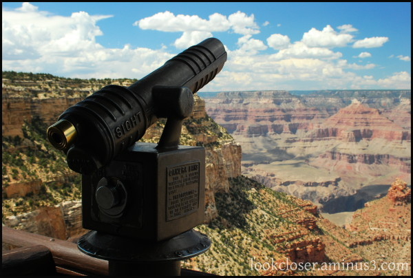 Grand-Canyon AZ West telescope