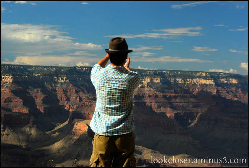 Grand Canyon AZ West people