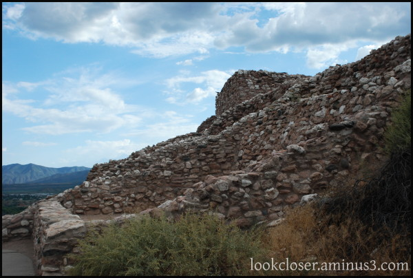 Tuzigoot AZ West Ruins