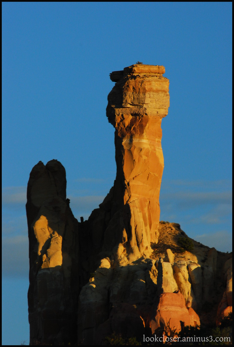 Ghost-Ranch NM West Rock-formations