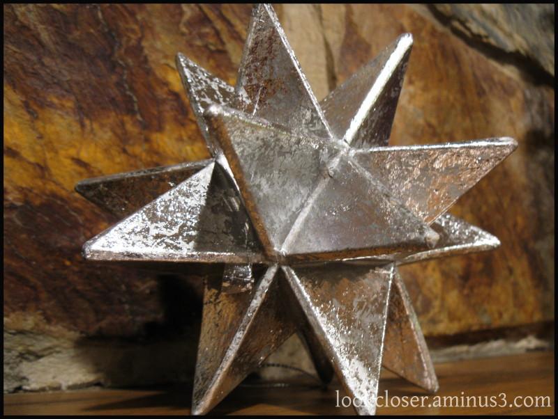 Christmas Moravian-star home