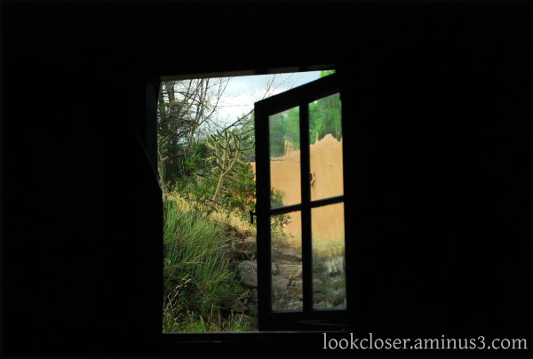 window Ghost-Ranch NM