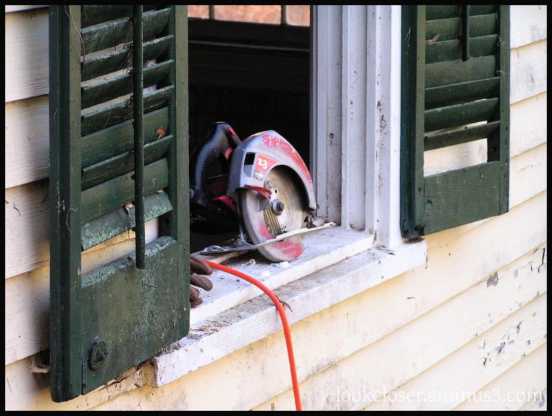 window saw MossPoint-MS