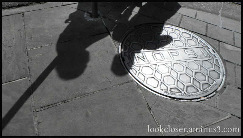 NOLA NOPSI cover shadow people French-Quarter