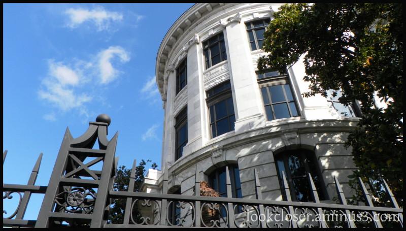 nola french-quarter old-courthouse magnolia