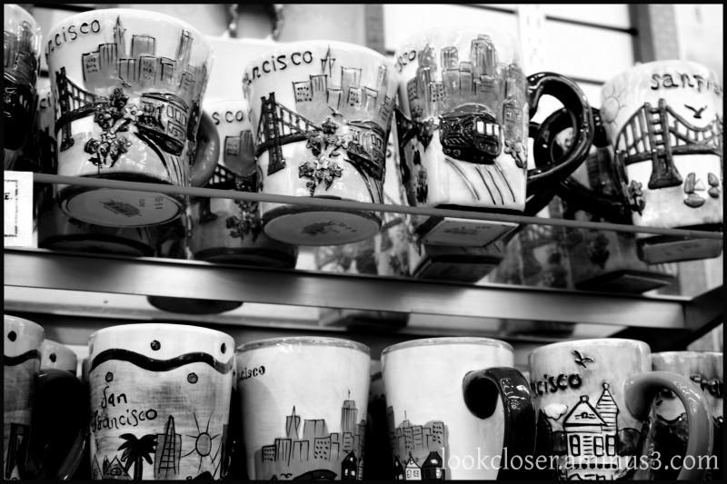 SF CA mugs bw