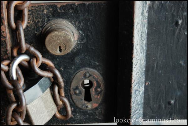 chains locks doors NOLA
