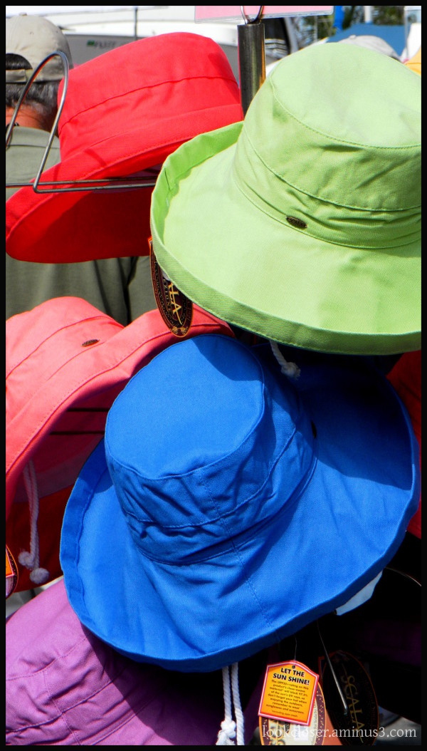 hats colors styles