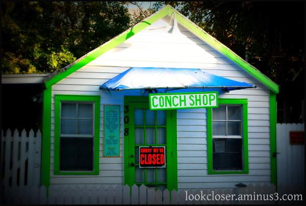 KeyWest FL shop lomo