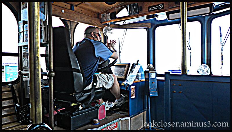 bus driver hdr st.pete fl