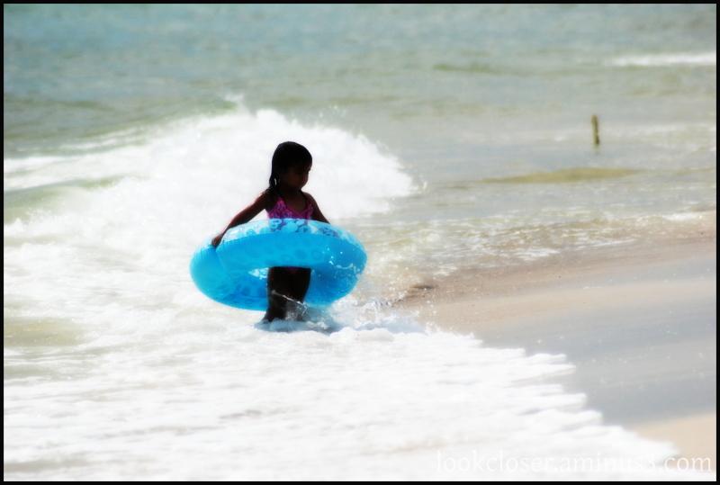 blue ring child water gulf fl orton