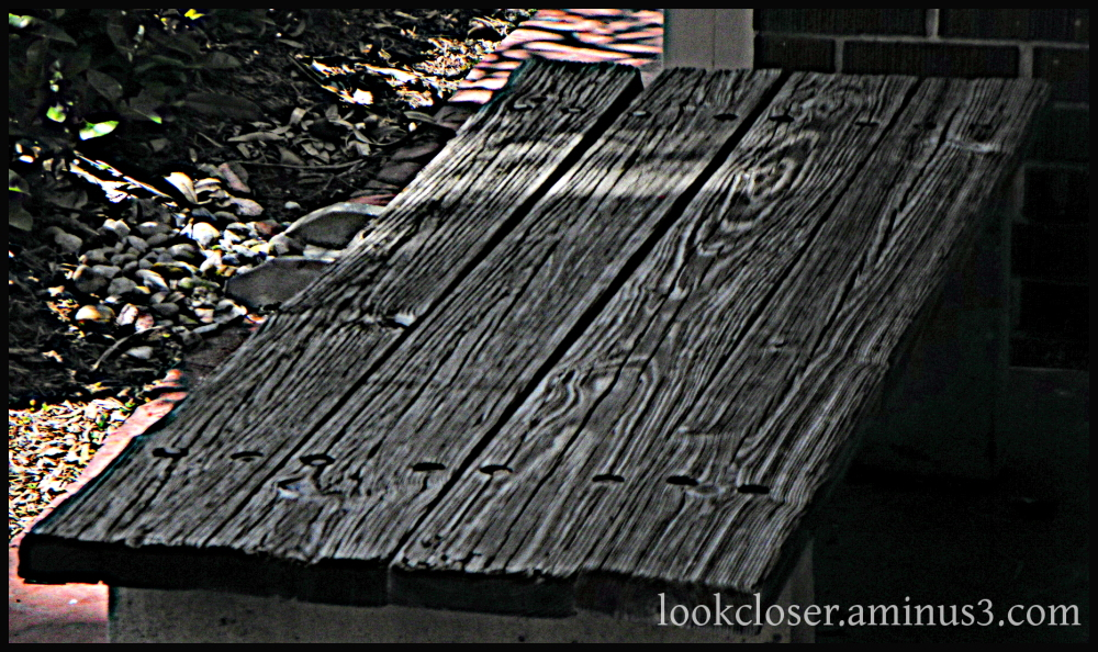 weathered wood table hdr