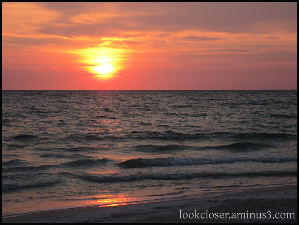 sunset annamariaisland beach fl