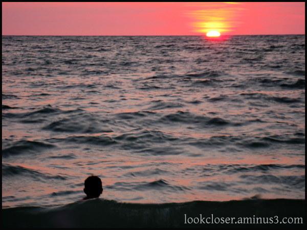 sunset annamariaisland beach fl