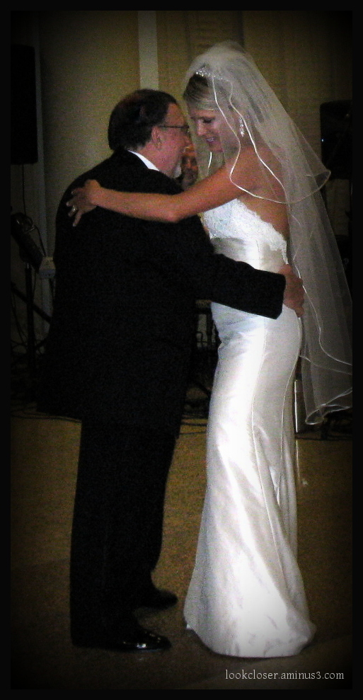 Laurie me father daughter wedding dance