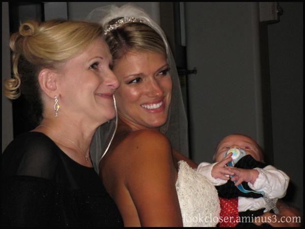 Laurie bride Carol Wade Reception
