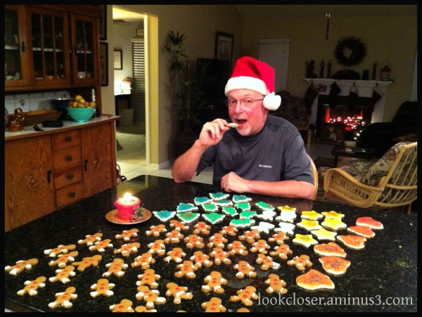 me christmas cookies roadtraveled