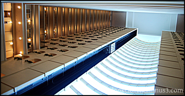 hotel lobby elevator balcony pov hdr