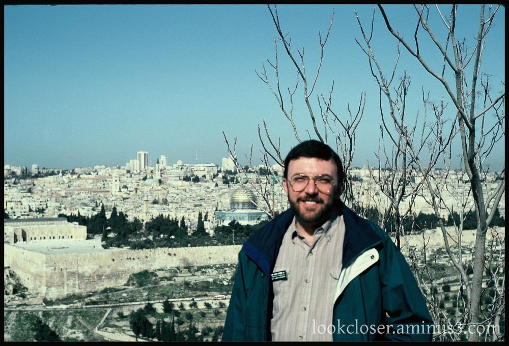 roadtraveled me Jerusalem travel