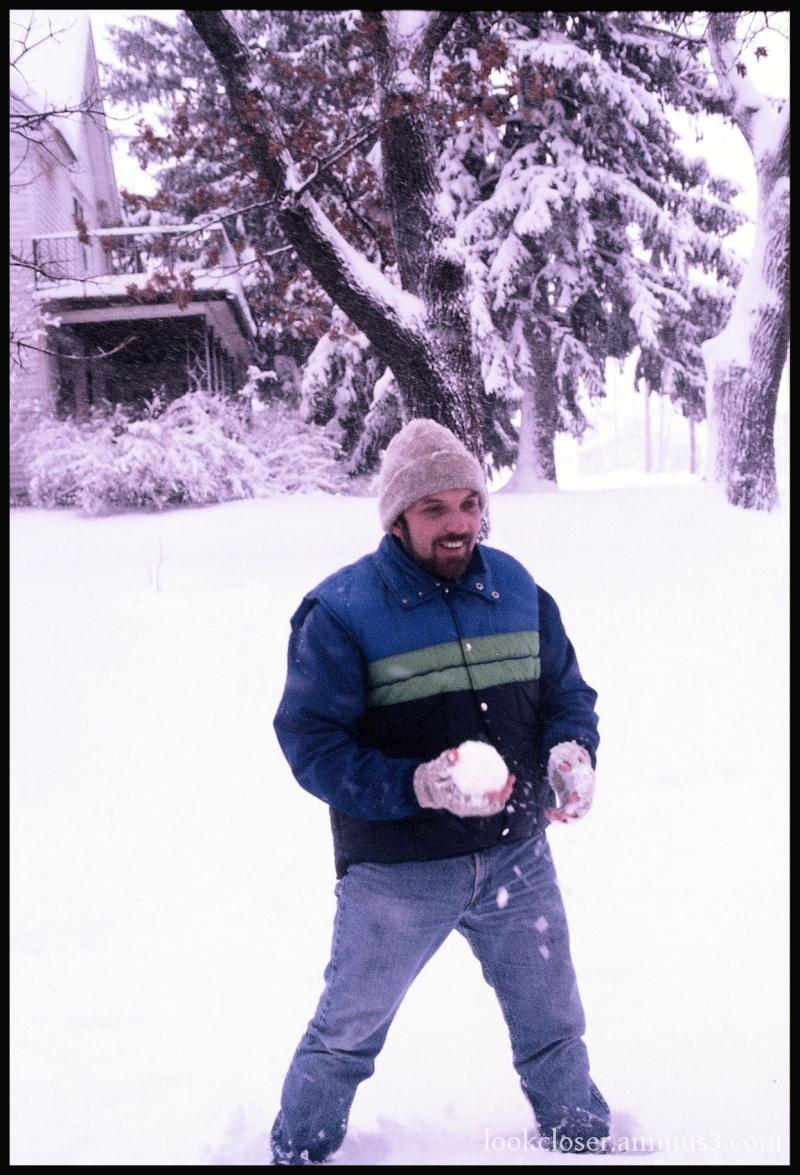 roadtraveled me snow Iowa