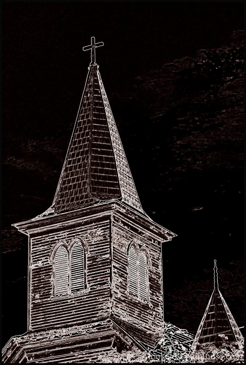 keywest church abstract
