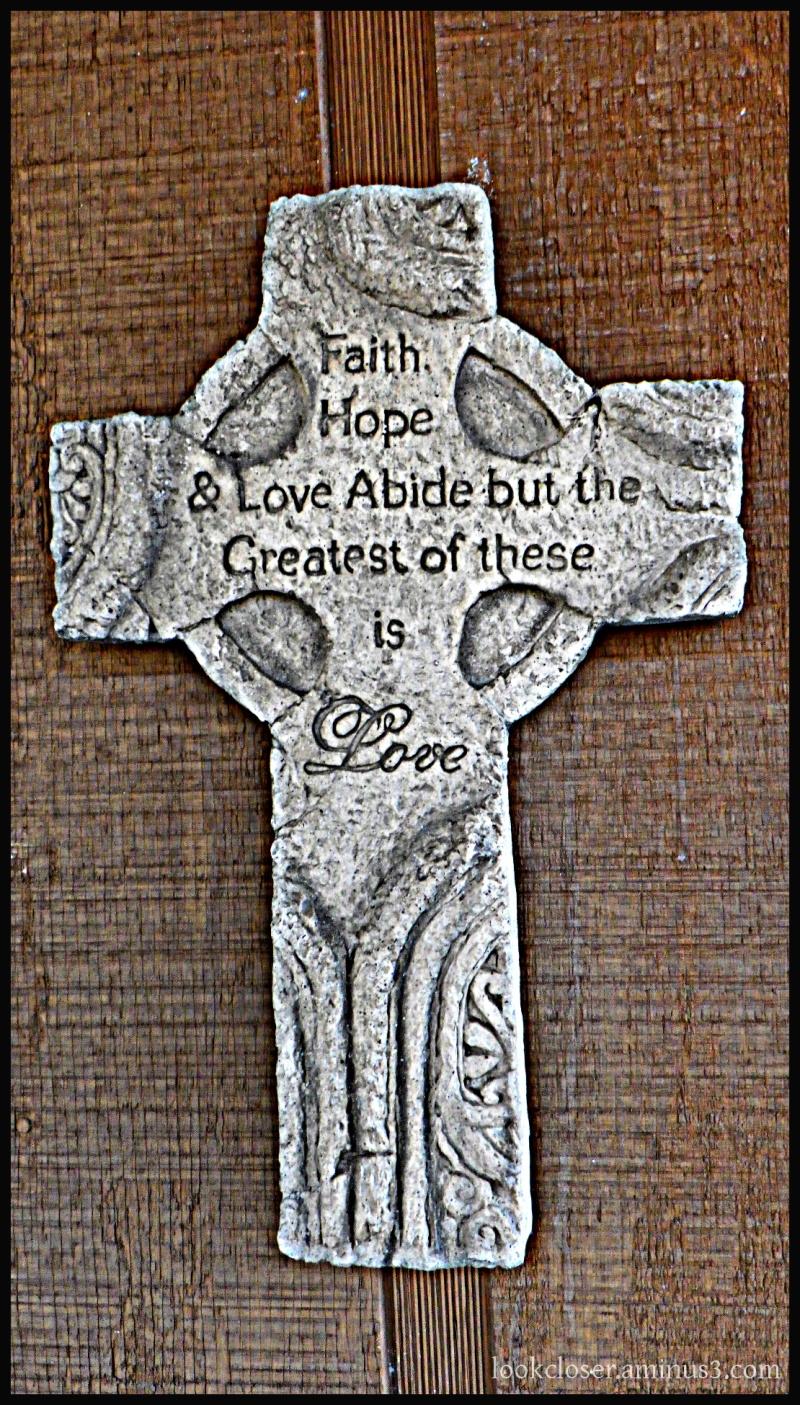cross love corinthians