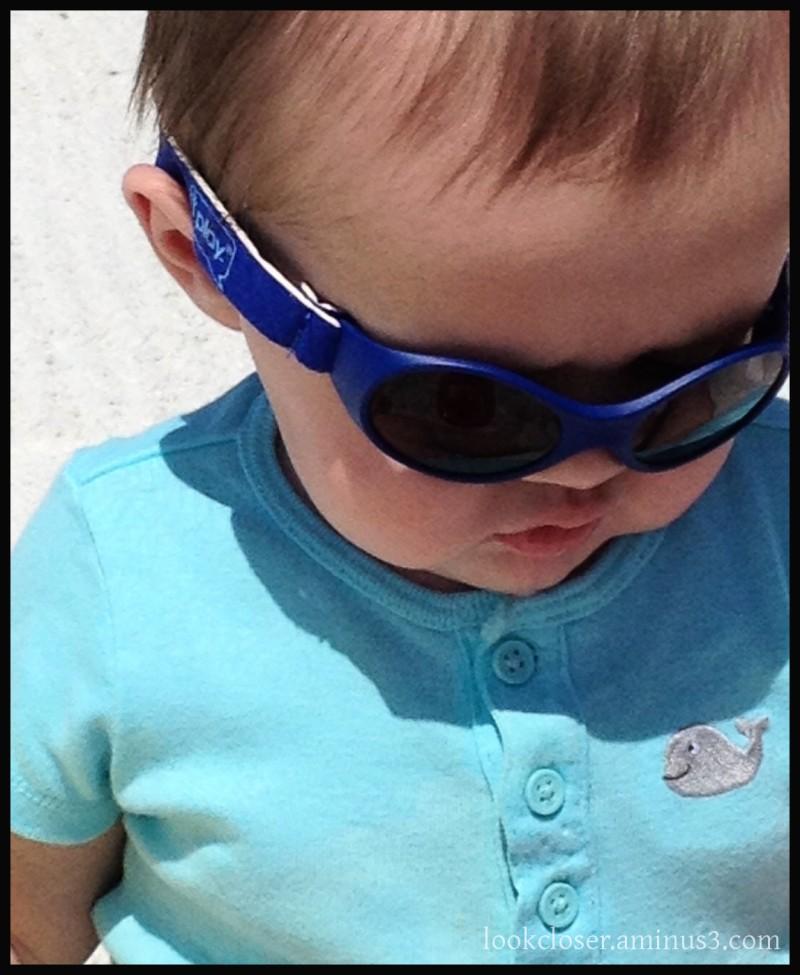 atticus sunglasses beach