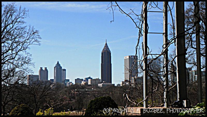 Atlanta GA partial skyline