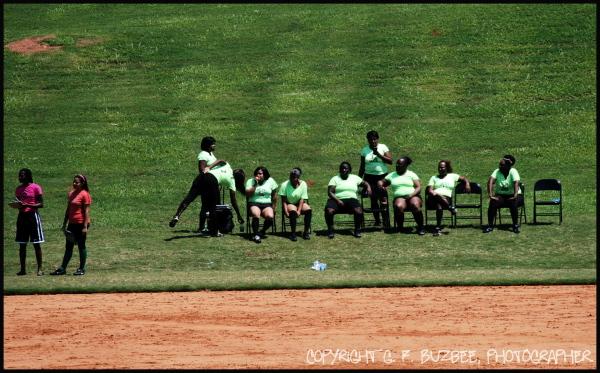 women team playground