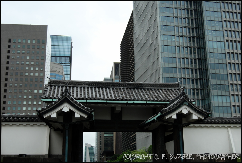 tokyo japan architecture contrasts