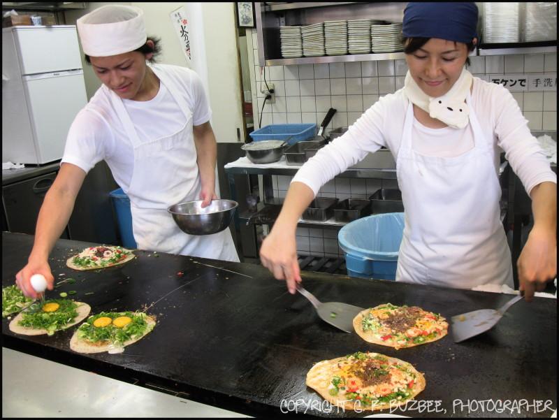 kyoto Japan restaurant chefs cooking
