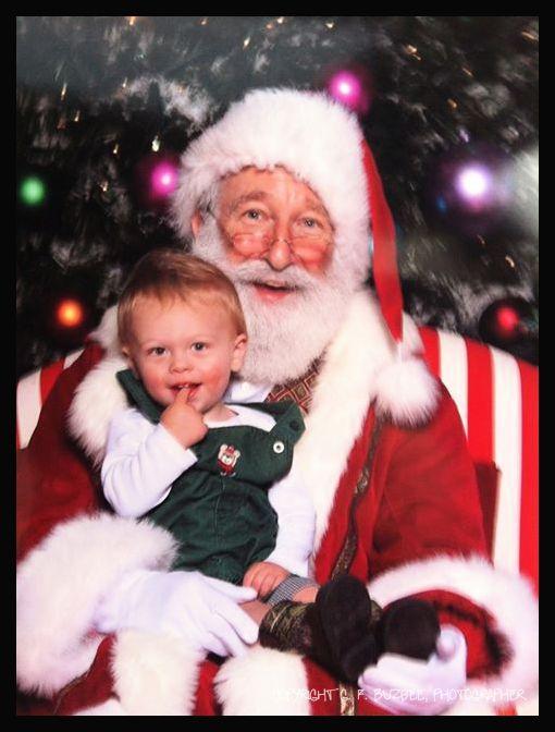 Wade Santa Christmas Joy