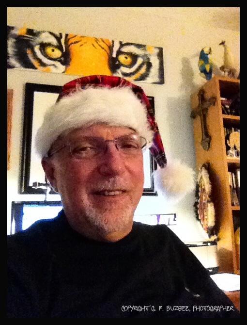 Selfie me Christmas