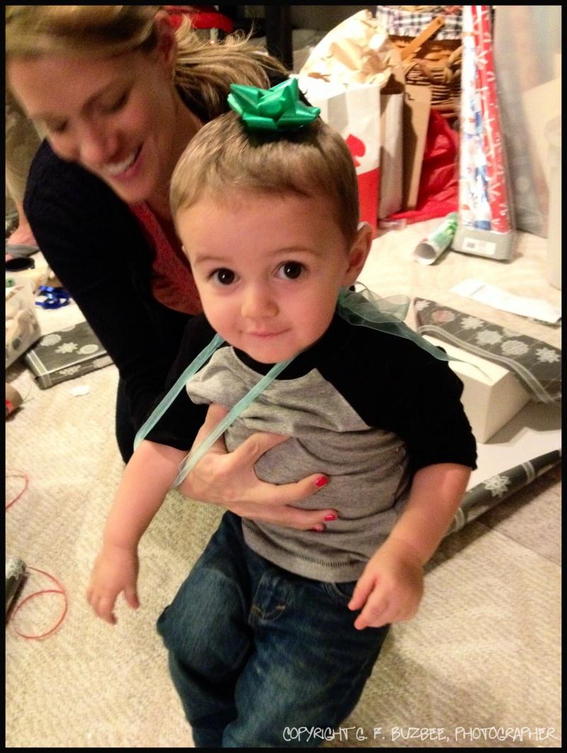 Grandson Atticus Christmas