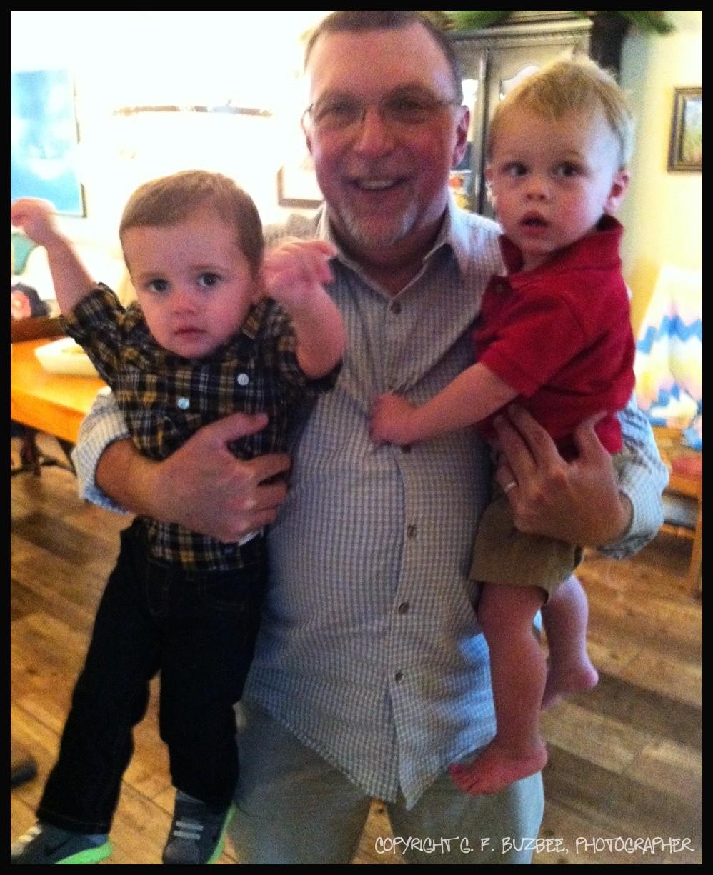 Grandsons me