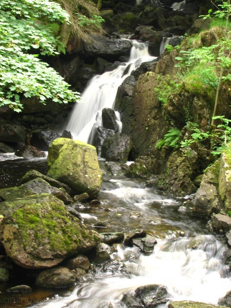 Waterfall at Thirlmere, Nr Keswick