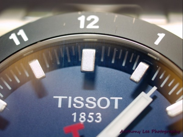 My Tissot Watch